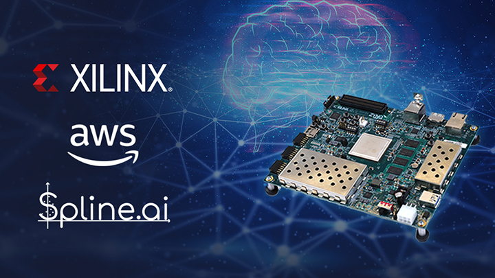 Xilinx and Spline.AI Develop X-Ray Classification Deep-Learning Model and Reference Design on AWS