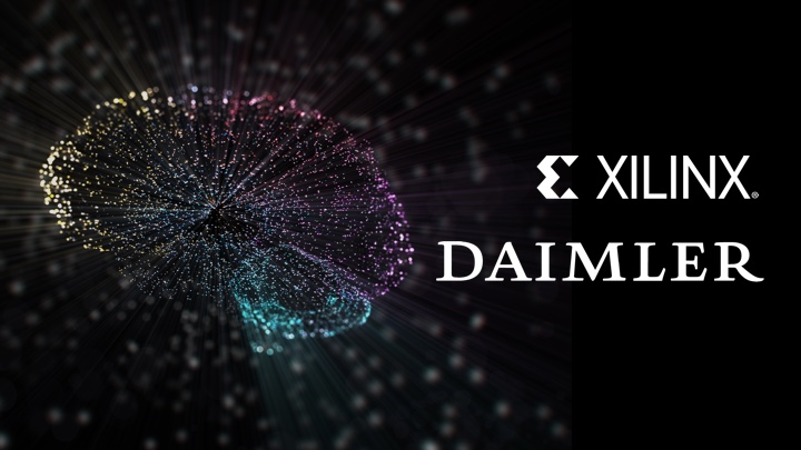 Daimler AG Selects Xilinx to Drive Artificial Intelligence-Based Automotive Applications