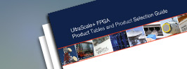 ultrascale plus selection guide document image